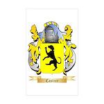 Castner Sticker (Rectangle 10 pk)