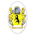 Castner Sticker (Oval 10 pk)