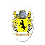 Castner 35x21 Oval Wall Decal