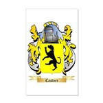 Castner 35x21 Wall Decal