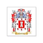 Castling Square Sticker 3