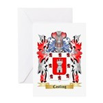 Castling Greeting Card