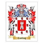 Castling Small Poster