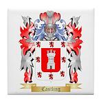 Castling Tile Coaster