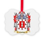 Castling Picture Ornament