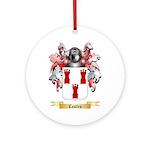 Castles Ornament (Round)