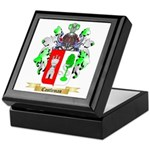 Castleman Keepsake Box