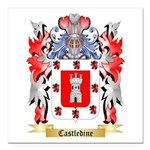 Castledine Square Car Magnet 3