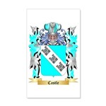 Castle 35x21 Wall Decal