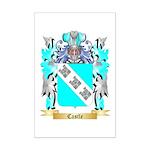 Castle Mini Poster Print