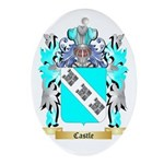 Castle Ornament (Oval)