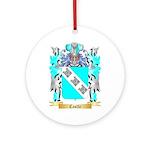 Castle Ornament (Round)