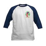 Castillou Kids Baseball Jersey