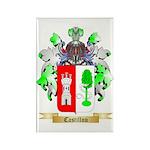 Castillou Rectangle Magnet (100 pack)