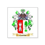 Castillos Square Sticker 3