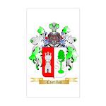 Castillos Sticker (Rectangle)