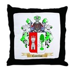 Castillos Throw Pillow