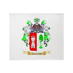 Castillos Throw Blanket