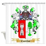 Castillos Shower Curtain