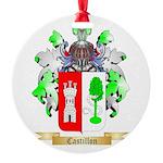 Castillon Round Ornament
