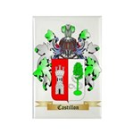 Castillon Rectangle Magnet (100 pack)