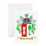 Castillon Greeting Card