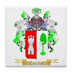 Castillon Tile Coaster