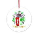 Castillon Ornament (Round)