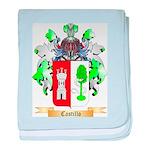 Castillo baby blanket