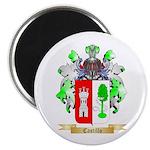 Castillo Magnet