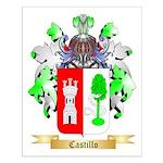 Castillo Small Poster