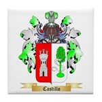 Castillo Tile Coaster