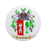 Castillo Ornament (Round)