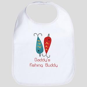 Daddys Fishing Buddy (1) Bib