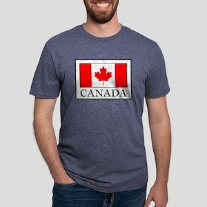 Canada Mens Tri-blend T-Shirt