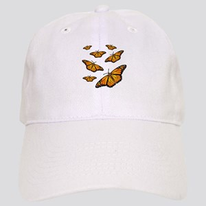 Monarch Butterflies Baseball Cap