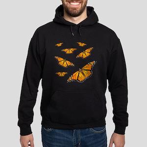 Monarch Butterflies Hoodie