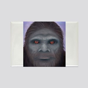 Bigfoot: The Encounter Rectangle Magnet