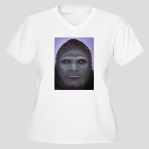 Bigfoot: The Encounter Plus Size T-Shirt