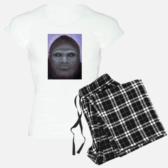 Bigfoot: The Encounter Pajamas