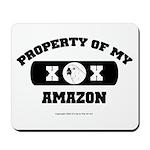 Team Amazon Mousepad