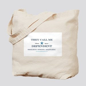 Military Expressions Tote Bag