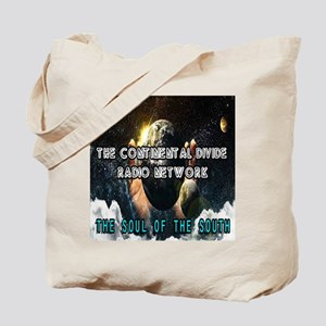 the continetal divde radio network Tote Bag