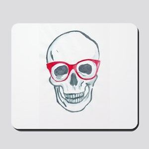 Skeletons Need to See Too Mousepad