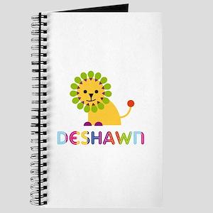 Deshawn Loves Lions Journal