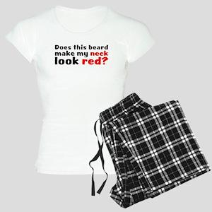 Redneck Beard Pajamas