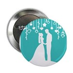 Bride and Groom silhouettes 2.25