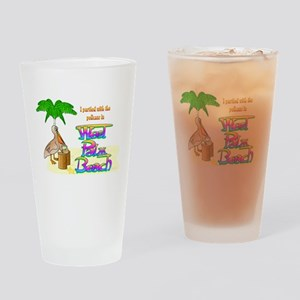 pelicanparty Drinking Glass