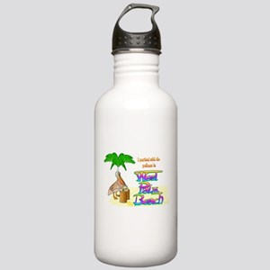 pelicanparty Water Bottle