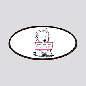 Vital Signs Westie: Sharp Patches